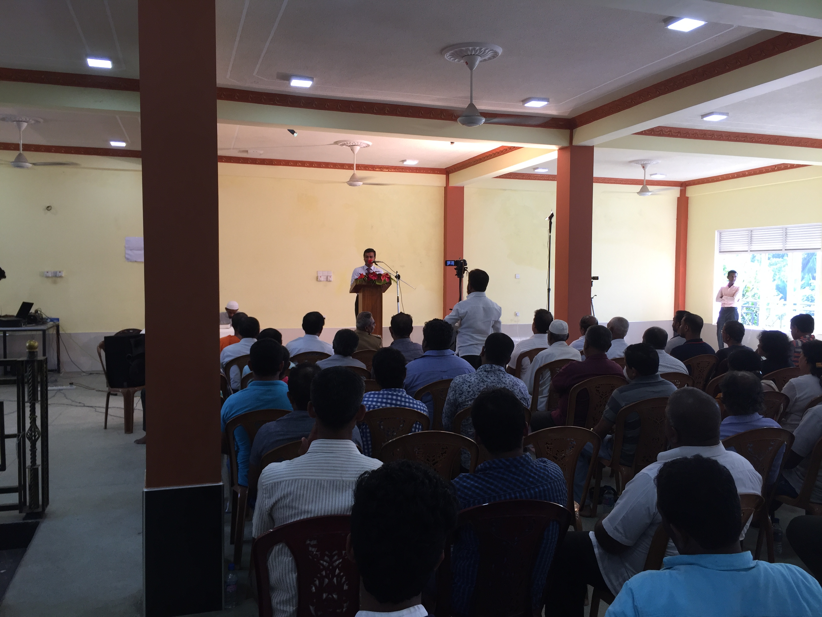 Enemy of Peace is Misconception – Question & Answer Program in Paragahadeniya