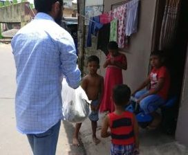 Food Distribution for the Poor